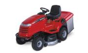 Honda HF2415 lawn tractor photo