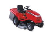 Honda HF2620 lawn tractor photo