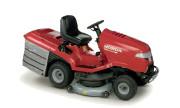 Honda HF2622 lawn tractor photo