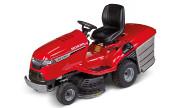 Honda HF2317 lawn tractor photo