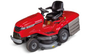 Honda HF2625 lawn tractor photo
