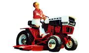 Roper T633 RT-16T Hydro lawn tractor photo