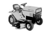 Craftsman C459-60414 lawn tractor photo