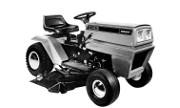 MTD 497 lawn tractor photo