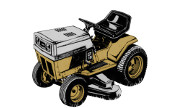 Craftsman 502.60730 lawn tractor photo