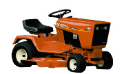 Ingersoll 116YT lawn tractor photo