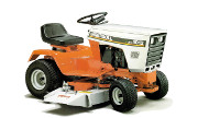 Ingersoll 1012 lawn tractor photo