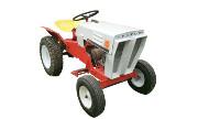 Sears Custom 600 917.2509 lawn tractor photo