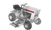 Craftsman 917.25535 LT 10-36 lawn tractor photo