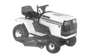Craftsman 917.25849 lawn tractor photo