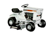 Sears LT836 917.25526 lawn tractor photo