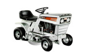 Sears LT832 917.25525 lawn tractor photo
