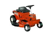 Sears 830 lawn tractor photo