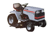 Craftsman 917.25593 lawn tractor photo