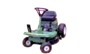 Bolens 2028 lawn tractor photo