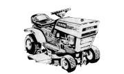 Sears 536.65802 lawn tractor photo
