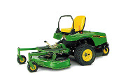 John Deere F680 lawn tractor photo