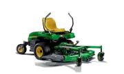 John Deere F687 lawn tractor photo