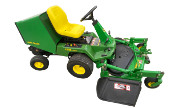 John Deere F735 lawn tractor photo
