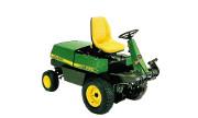 John Deere F912 lawn tractor photo