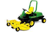 John Deere F925 lawn tractor photo