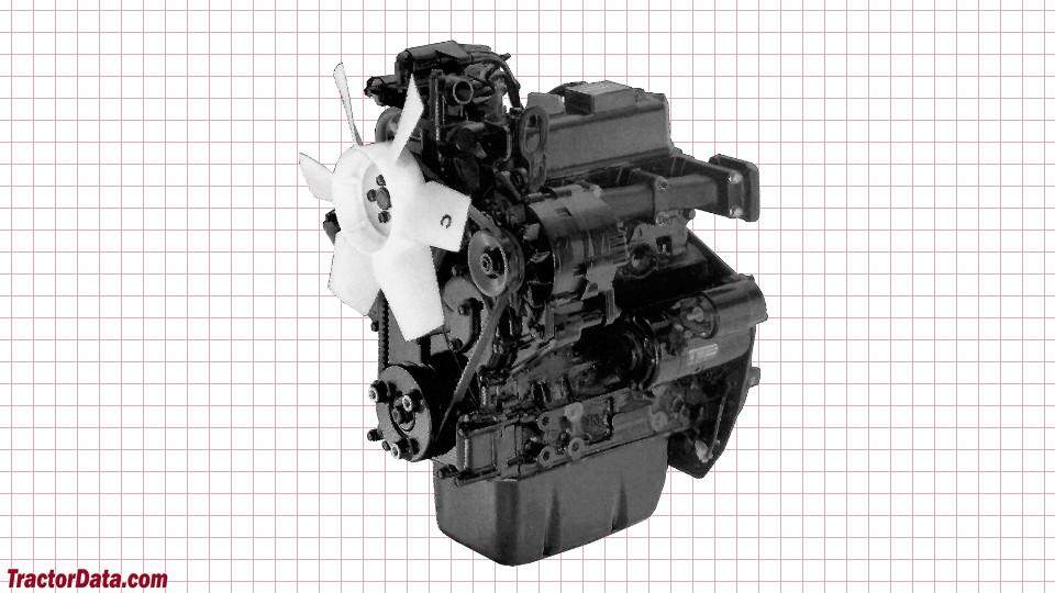 John Deere F932 engine image