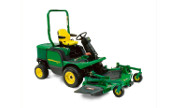 John Deere 1435 Series II lawn tractor photo