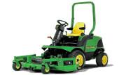 John Deere 1565 lawn tractor photo