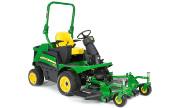 John Deere 1550 lawn tractor photo