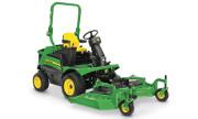 John Deere 1580 lawn tractor photo