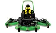 John Deere WF1655 lawn tractor photo