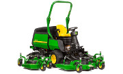 John Deere 1600 Turbo Series III lawn tractor photo