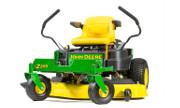 John Deere Z255 lawn tractor photo