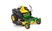 John Deere Z425 lawn tractor photo