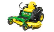 John Deere Z465 lawn tractor photo