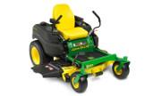John Deere Z645 lawn tractor photo