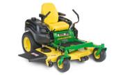 John Deere Z665 lawn tractor photo