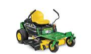 John Deere Z335E lawn tractor photo