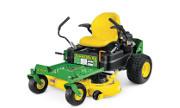 John Deere Z335M lawn tractor photo