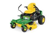 John Deere Z345M lawn tractor photo