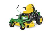 John Deere Z345R lawn tractor photo