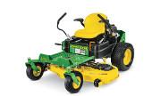 John Deere Z355E lawn tractor photo