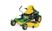 John Deere Z375R lawn tractor photo