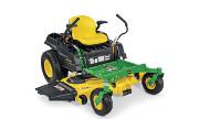 John Deere Z525E lawn tractor photo