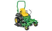 John Deere Z720E lawn tractor photo