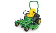 John Deere Z735E lawn tractor photo