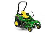 John Deere Z710A lawn tractor photo
