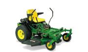 John Deere 717 lawn tractor photo