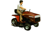 Roper YT11 lawn tractor photo