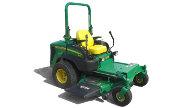 John Deere 997 lawn tractor photo